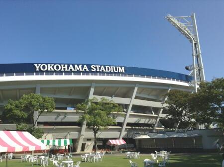 横浜スタジアム | Stadiums and Arenas